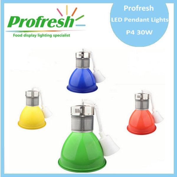 30Watts hot selling profresh food display pendant light