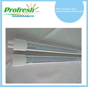 Luces de barra interconectadas AC220V 1.5M IP64 Freezer