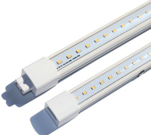 colour temperature adjusted led bar light with AC220V or DC24V