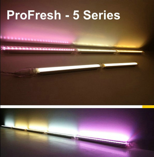 560mm 9W DC24V RA>90 profresh food display lightings for bakery customized 2700K CE/RoHS