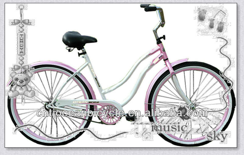 China supplier curiser bicycle beach bike cruiser bicycles