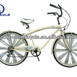 26 inch Steel Bech Cruiser bike Made in China OC-26031S