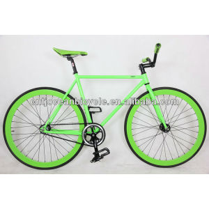 FASHION 26'' steel cheap colorful fixed gear bike for sale