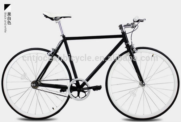 2014 Tianjin Newest Steel DIY Fixed Gear Bicycle OC-700C104S
