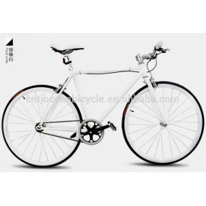 2014 Tianjin Newest Aluminium DIY Fixed Gear Bicycle OC-700C110S