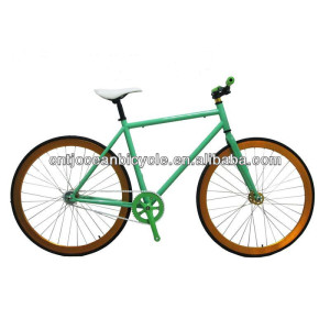 700C Hot selling DIY fixie bike made in China