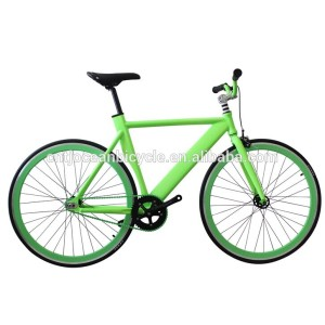 high quality alloy aluminum 700c fixed gear bike