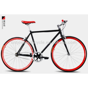 2015 Newest Steel DIY Fixed Gear Bicycle OC-700C103S