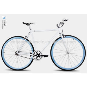 2015 Tianjin Newest Steel DIY Fixed Gear Bicycle OC-700C105S