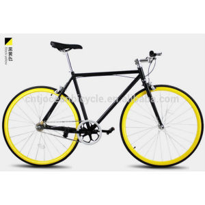 2014 Tianjin Newest Steel DIY Fixed Gear Bicycle OC-700C107S