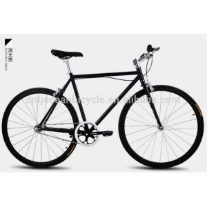 2015 Tianjin Newest Aluminium DIY Fixed Gear Bicycle OC-700C108S
