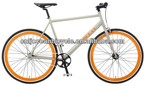 Chic Single Speed Steel DIY Fixed Gear/Fixie/Bicycle OC-700C013S