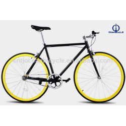 2014 High Quality New Style Steel Fixed Bicycle steel