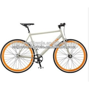 Color Single Speed DIY Fixed Gear Bike OC-700C014S