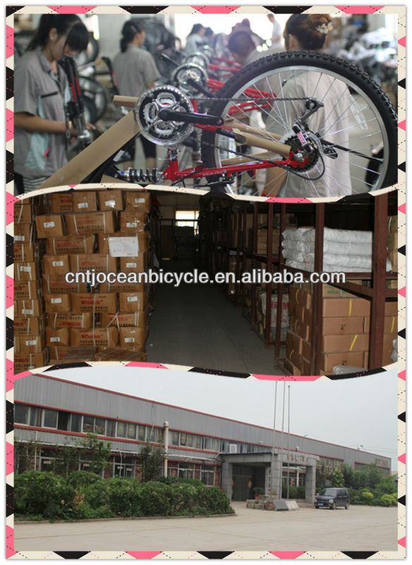 High quality aluminum mountain bicycle for sale.