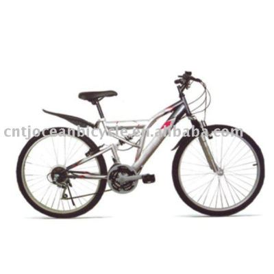 26 INCHES STEEL FARME MOUNTAIN BICYCLE
