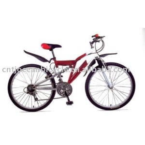Tianjin Bike Factory Produce High Quality Suspension Mountain Bicycle For Sale/Cheap/High Quality