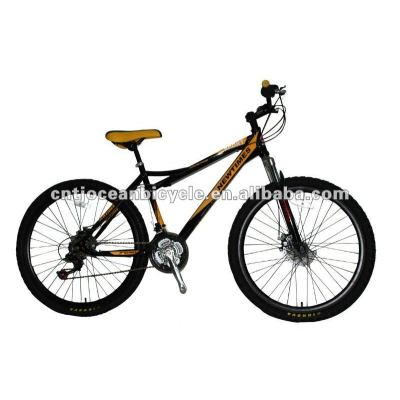 High quality aluminum mountain bike for sale.