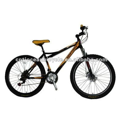 High quality aluminum mountain bike for sale.