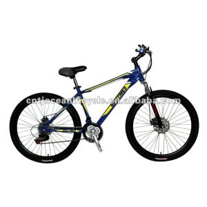 OC-N26002DS 18 speed suspension mountain bicycle