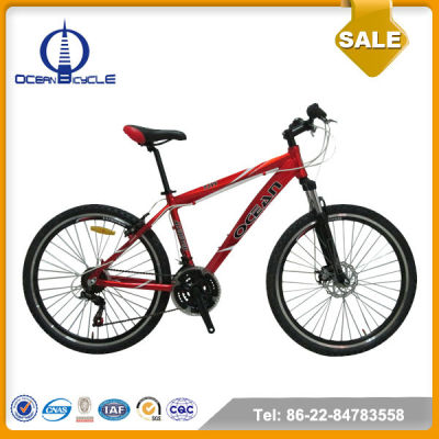 26 INCHES STEEL FRAME 21 SPEED MOUNTAIN BIKE OC-26024DS
