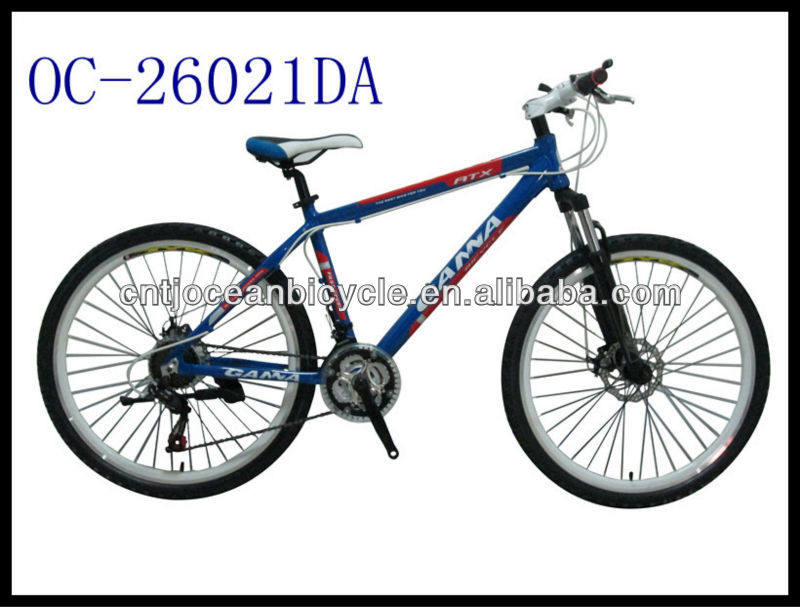 High quality fashion style mountain bicycle on sale(OC-26021DA)