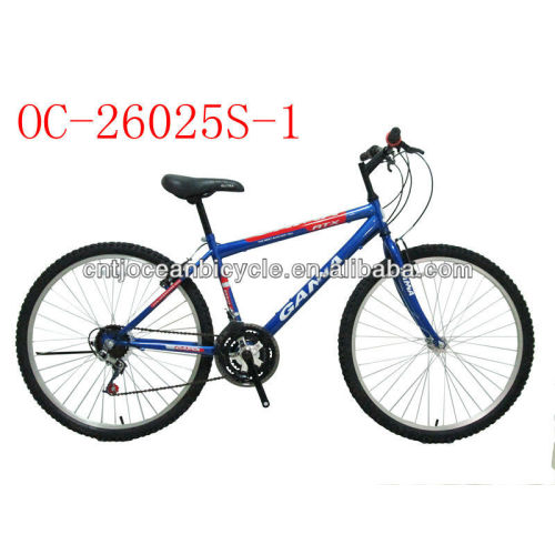 High quality fashion style mountain bicycle on sale(OC-26025S-1)