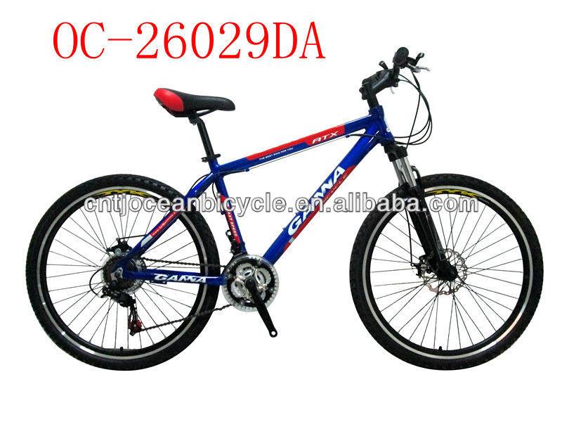 High quality fashion style mountain bicycle on sale(OC-26029DA)