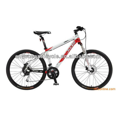 HOT!!! 2015 new design for aluminum MTB/ mountain bike/mountain bicycle