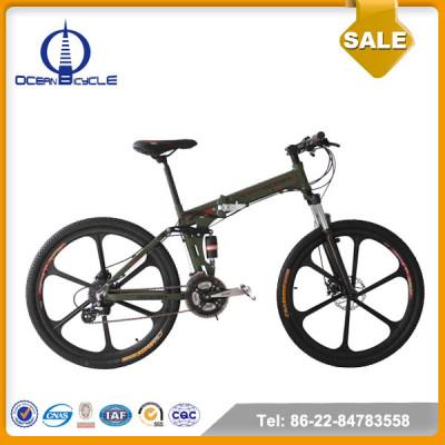 26 inch alloy folding mtb bike for sale