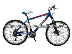 2014 New Design Steel Bicycle OC-26021DA