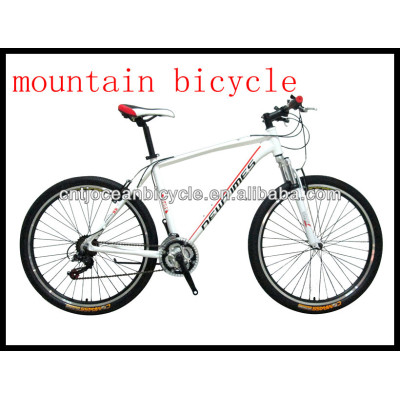 Steel MTB with suspension fork.ocean bicycle/mountian bike OC-26024A