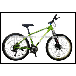 Tianjin Factory Produce 2014 New 24 speed Mountain Bike With Best Price And High Quality