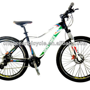 26 Steel Mountain Bike with Suspension Fork OC-26011DA