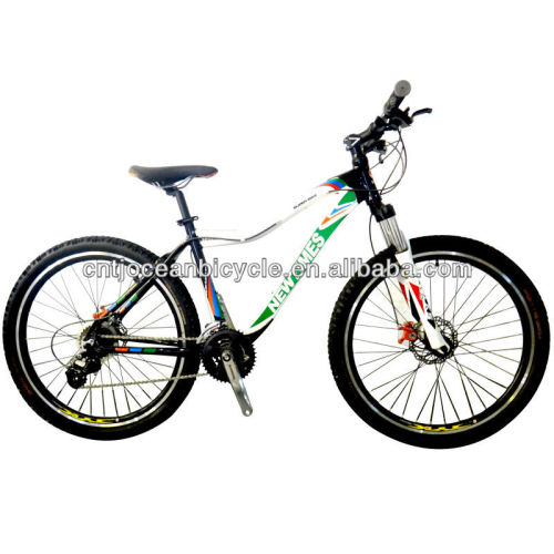 26 Steel Mountain Bike with Suspension Fork OC-26011DA