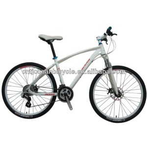 26 INCHES ALLOY FRAME 24 SPEED MOUNTAIN BIKE