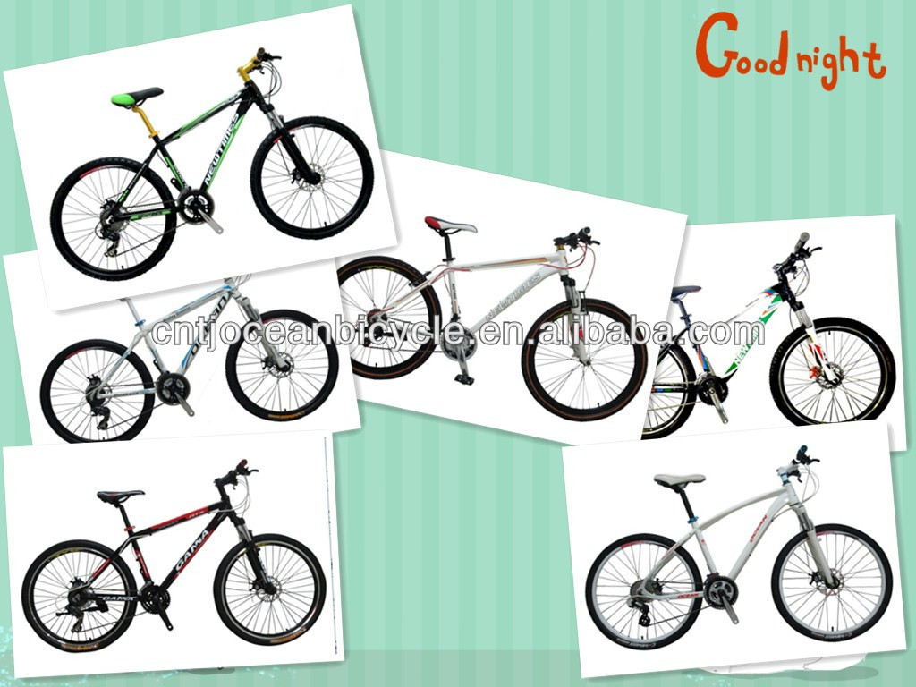 2014 aluminum alloy mountain bicycle OC-26021DA for sale