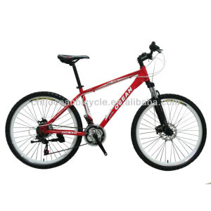 26 INCHES STEEL FRAME 21 SPEED MOUNTAIN BIKE