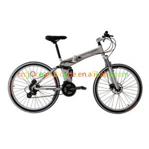 High Quality 26 inch crown suspension disc brak mountion bike