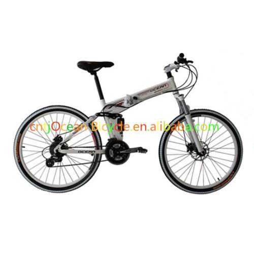 High Quality 26 inch crown suspension disc brak mountion bike
