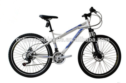 26 alloy crown suspension fork mountain bike/mountain bicycle for sale