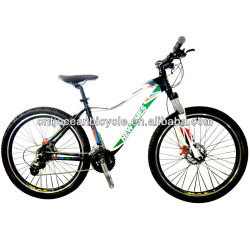 alloy Aluminum mountain bike/bicycle with high quality