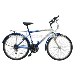 26 China 18S Mountain Bike With Fixed Gear