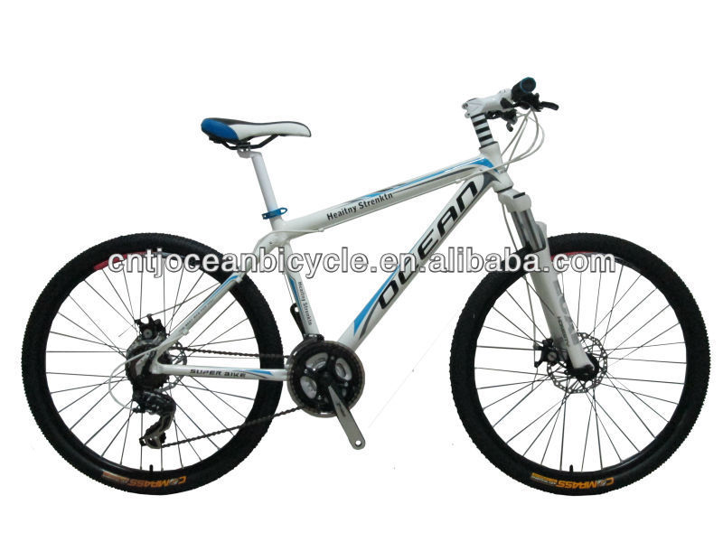 21 speed Aluminium Alloy Frame Mountain Bike
