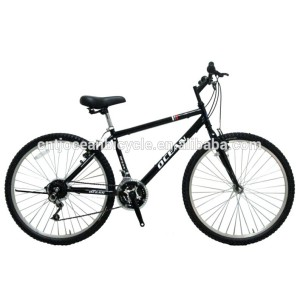 26 inch steel frame China 21S mountain bike OC-26025S