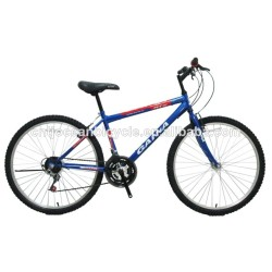 2014 hot sale blue mountain bike