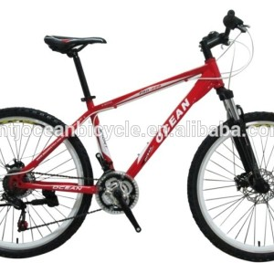 2014 hot sale mountain bike/bicycle with steel frame