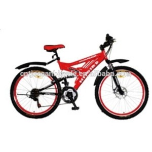 Steel Suspenion w/Absorber Mountain Bike OC-20009DS-1