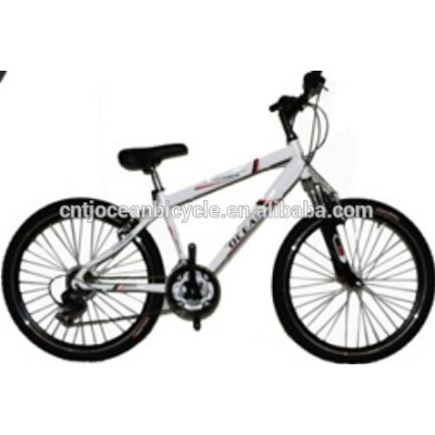 Steel Suspenion Mountain Bike OC-C2601S-V