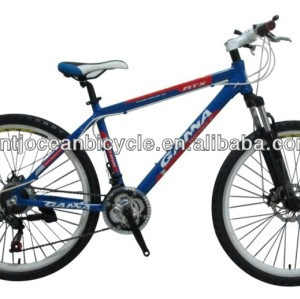 2014 hot sale mountain bike with aluminum frame